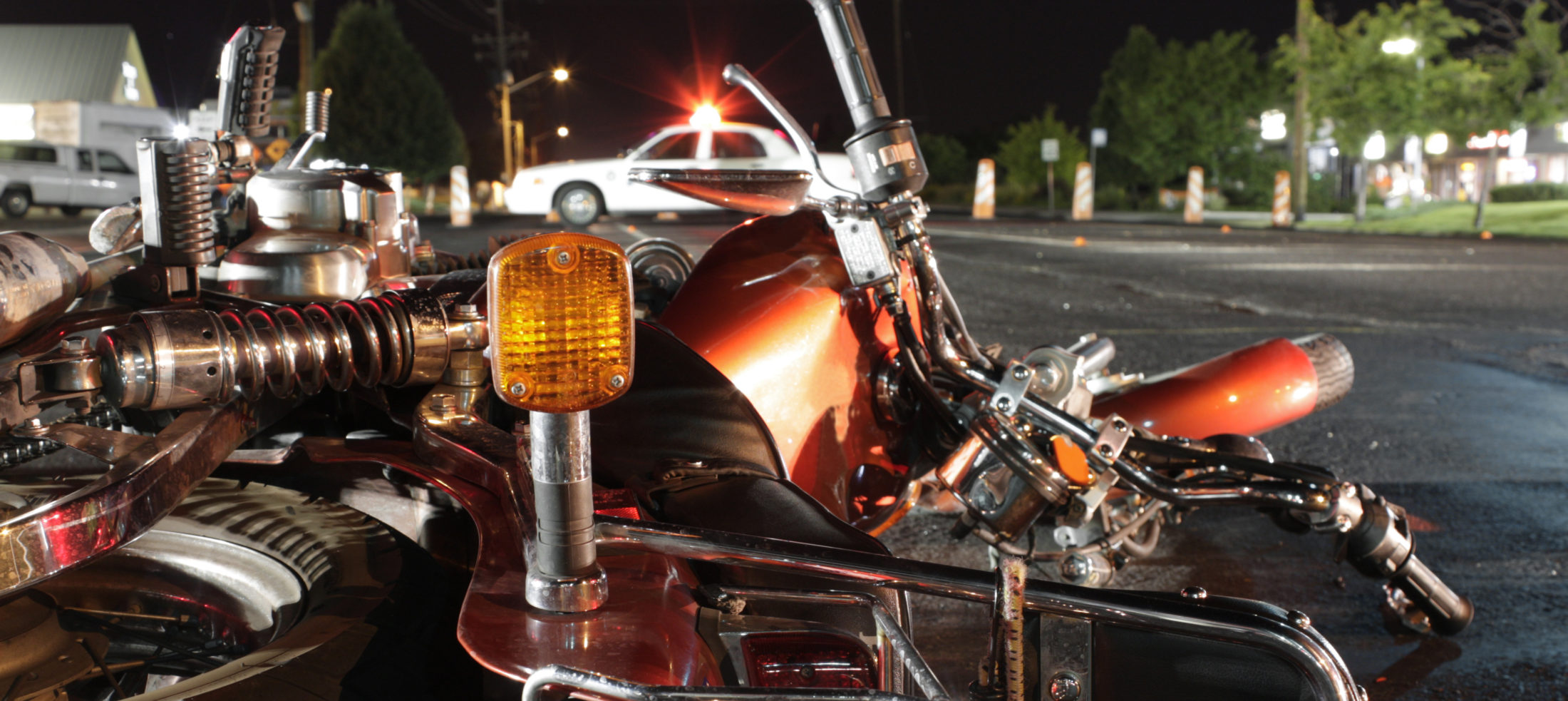 motorcycle accident in South Carolina